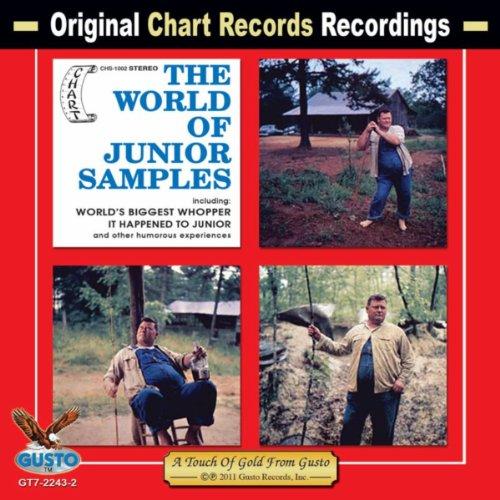 The Wolrd Of Junior Samples