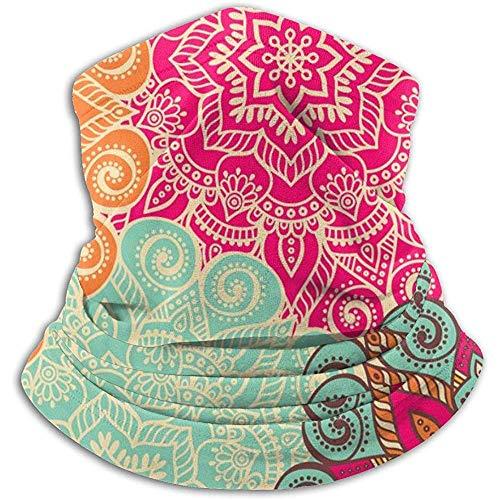 Perfect voor het afdrukken op stof of papieren hals Warmer - winddichte winterhals Gaiter koud weer gezichtsmasker voor mannen vrouwen