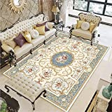 Kunsen alfombras Salon Antideslizante Alfombra Sala de Estar...