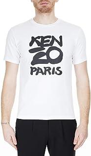 Kenzo Men t-Shirt Paris Bianco