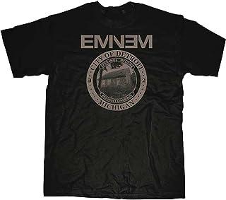 74414c54eaf1 Hot Topic Eminem City of Detroit T-Shirt Black