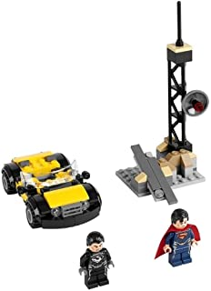 LEGO Super Heroes - Superman: Metropolis Showdown, Pack