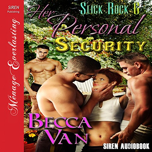 Her Personal Security audiobook cover art