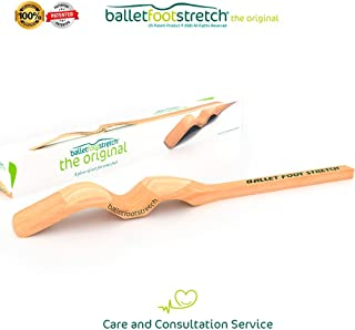 BALLETFOOTSTRETCH The Original Footstretcher by David Campos- for Ballet Dancers and Gymnasts