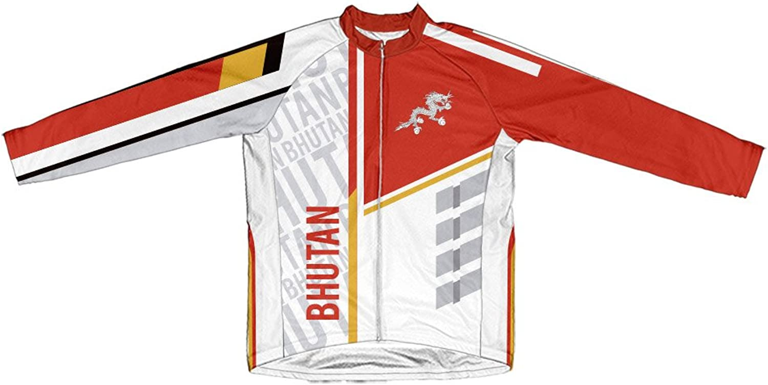 Bhutan ScudoPro Winter Thermal Cycling Jersey for Women