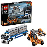 LEGO Technic - Le transport du conteneur - 42062 - Jeu de Construction