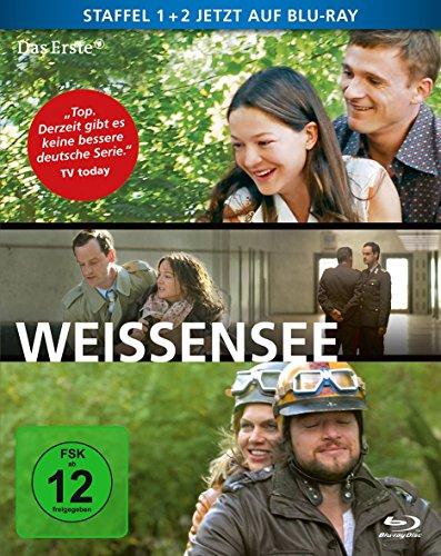 Weissensee - Staffel 1+2 [Blu-ray]