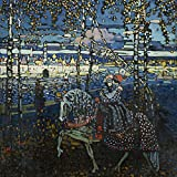 Artland Alte Meister Premium Wandbild Wassily Kandinsky