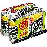 ストロングゼロ ー196℃ ダブルグレープフルーツ 350ml6缶(カレー付)