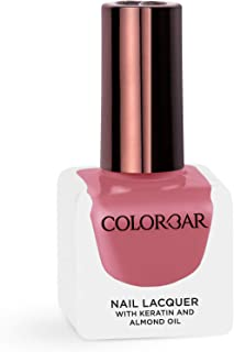 Colorbar Nail Lacquer, Roseate, 12 ml