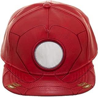 Marvel The Avengers Iron Man Snapback Hat