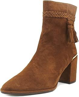 Stuart Weitzman Tazzie Women's Boots Walnut Size 5.5 M