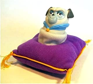 """Burger King Pocahontas Hide and Seek Finger Puppet """"Percy Pillow"""" Meal Toy"""