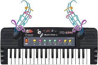Shayson Keyboard Piano for Kids, 37 Keys Electronic Organ, P