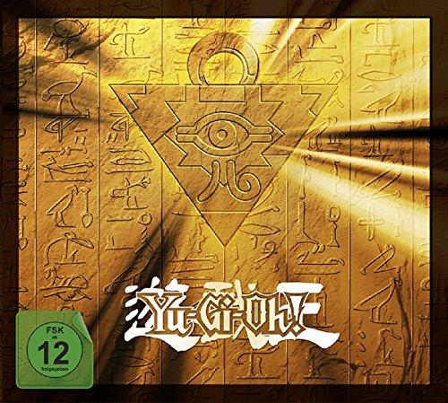Yu-Gi-Oh! - Millenniumbox - Limited Edition - Staffel 1.1-5.2: Folge 01-224 [48 DVDs]