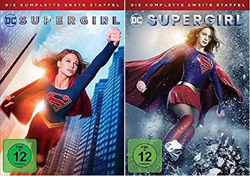 Supergirl - Staffel 1+2