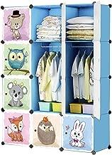 Best kids wardrobe closet storage Reviews