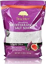 product image for Tree Hut Detoxifying Mediterranean Salt Soak Fig & Olive, 3Ibs, Ultra Hydrating Epsom for Nourishing Essential Body Care