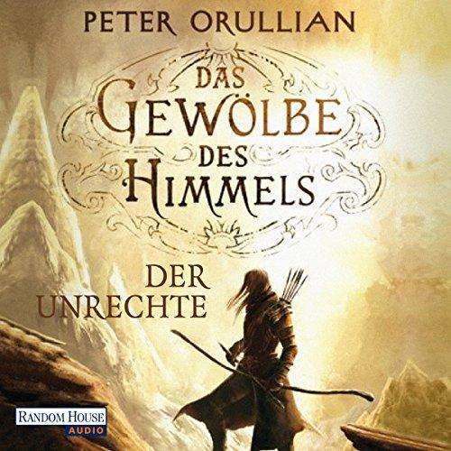 Der Unrechte audiobook cover art