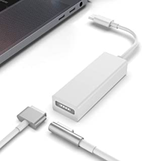 Jevtech Replacement for Type C to MagSafe 1 & MagSafe 2 Adapter USB C MagSafe Adapter Jevtech MacBook Pro, Chromebook Nintendo Switch