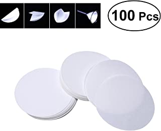 Very Fast Filtering Camlab 1171122 Grade 1103 3 90 mm Diameter Pack of 100 Technical Grade Smooth Filter Paper
