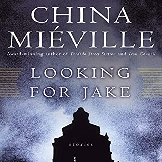 Looking for Jake audiobook cover art
