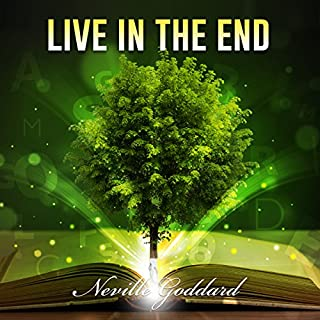 Live in the End audiobook cover art