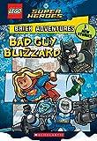 Bad Guy Blizzard (Lego DC Comics Super Heroes: Brick Adventures), Volume 1