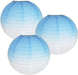 Best light blue paper lanterns Reviews