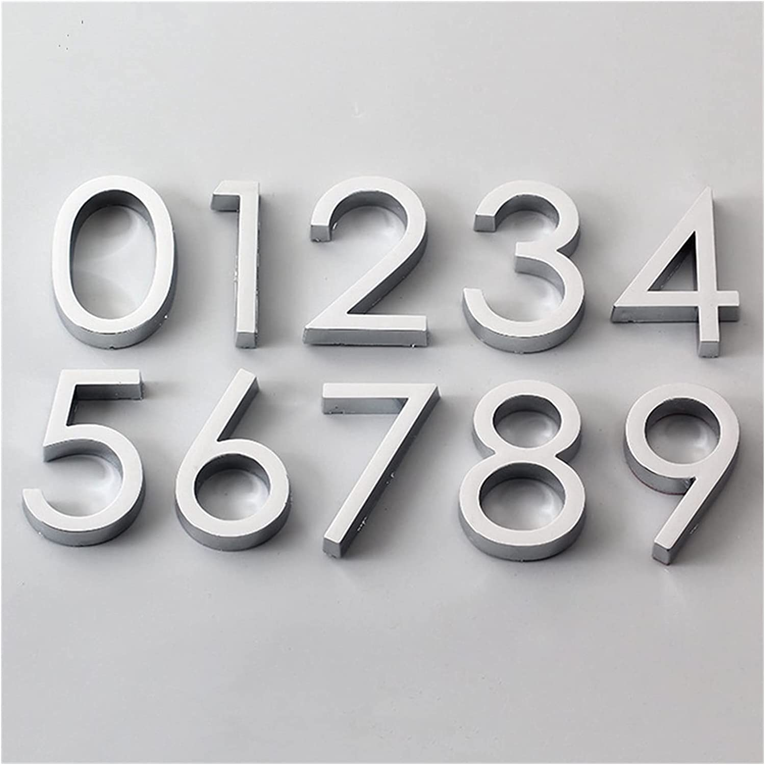 Manufacturer OFFicial shop Year-end annual account House Number Numeral Door Plaque Plating Sign Gate Drawer