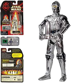 Star Wars Episode I Basic Figure Comtech TC-14 protocol droid (japan import)