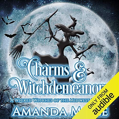 Charms & Witchdemeanors cover art