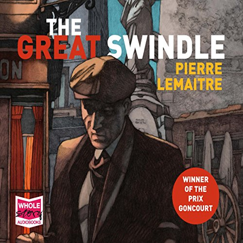 The Great Swindle audiobook cover art