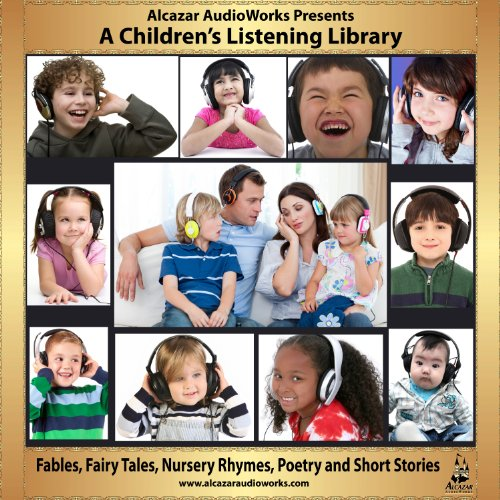 A Children's Listening Library, Book 1 audiobook cover art