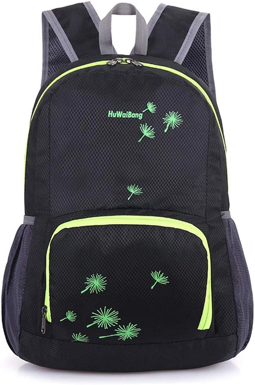 Im Rucksack Faltbaren Umhängetasche Lagerung Tragbare Freizeit Haut Tasche Schwarz B07G88PWYQ | Good Design