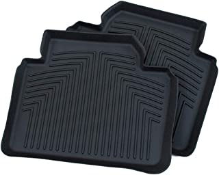 BMW 82112286146 All Weather Floor Liners for F10 5 Series (Set of 2 Rear Liners)