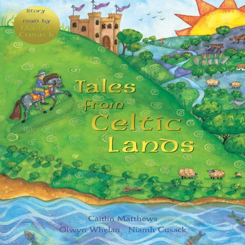 Tales from Celtic Lands audiobook cover art