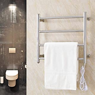 HYY-YY. Podgrzewacz do ręczników ze stali nierdzewnej, szybkie ręczniki Dryer4 bar energooszczędny 65 W wtyczka zasilająca...