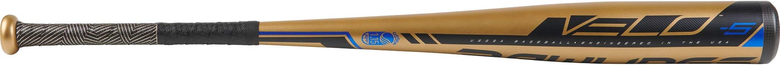 Rawlings 2019 Velo Hybrid 2-3/4 USSSA Senior League Baseball Bat