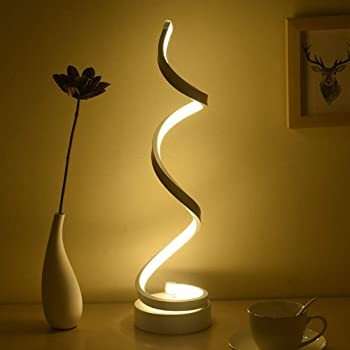 Bedside Bedroom Lamp, Led Table Lamps