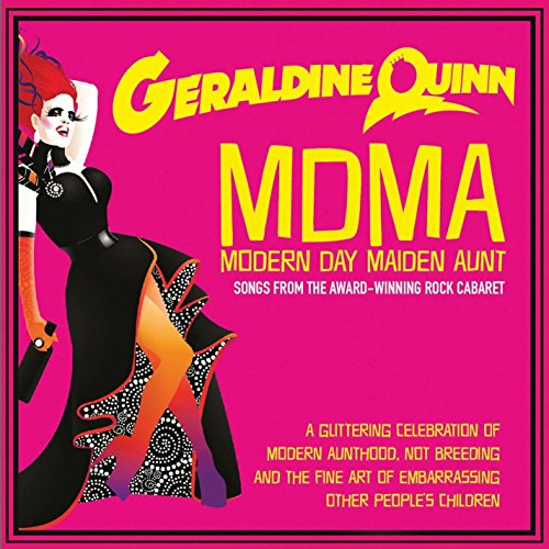 Mdma:Modern Day Maiden Aunt