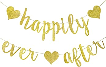 Best happily ever after banner Reviews