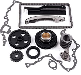 AUTOMUTO Timing Chain Parts fits for 2004 2005 2006 2007 2008 MITSUBISHI 4M40