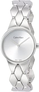 Women's Analogue Quartz Watch with Stainless Steel Strap K6E23146