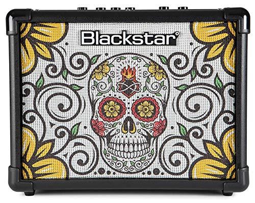 Blackstar ID Core Stereo-Verstärker, 10 V, 2 Sugar Skull, Stereo-Format, 10 W, Special Edition