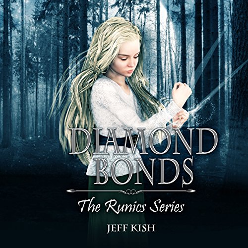 Diamond Bonds audiobook cover art