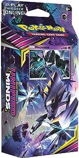 Pokemon TCG: Sun & Moon Unified Minds, Laser Focus 60-Card Theme Deck Featuring A Promo Necrozma