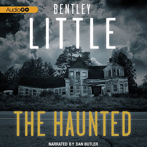 The Haunted  Audiolibri