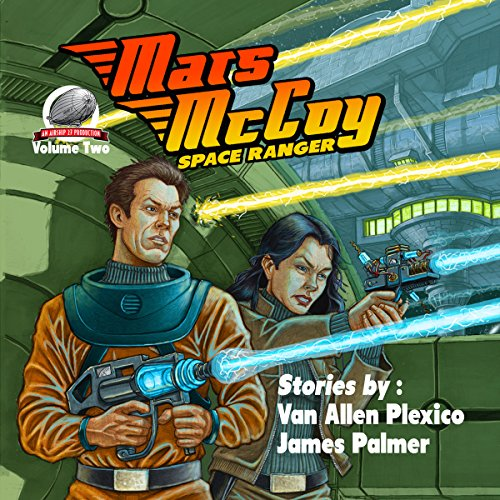 Couverture de Mars McCoy - Space Ranger, Volume 2