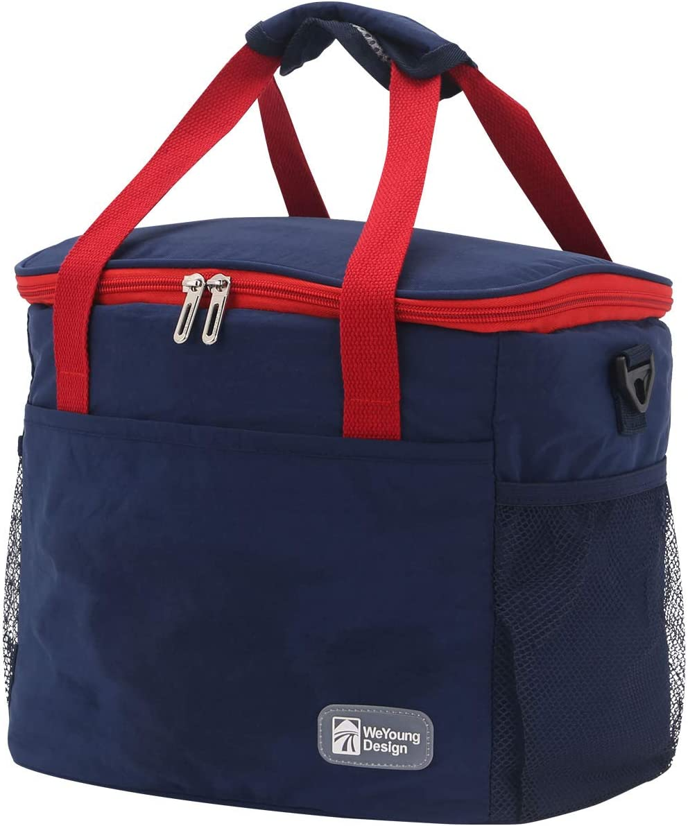 MorNon Large Lunch Bag Insulated San Antonio Manufacturer direct delivery Mall with Adjustable Shoul Box